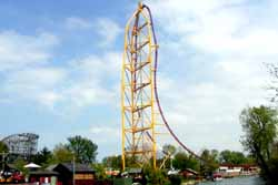 Top Thrill Dragster, Vereinigte Staaten