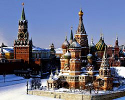 Top 15 UNESCO sites in Russia