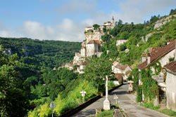 Удивительные города на скалах