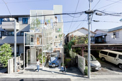Transparent House, Japan