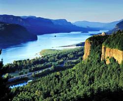 Trampas del Río Columbia, Estados Unidos