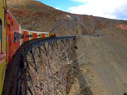 Tren a las Nubes, Argentina