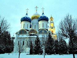 Laura de la Trinidad y San Sergio, Rusia