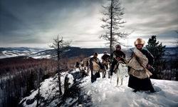 Племя Цаатаны, Монголия