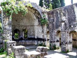 Tsandripshsky Temple, Abkhazia