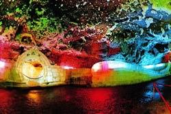 Пещера Удалянчи, Китай
