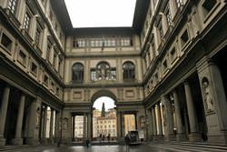 Галерея Уффици, Италия