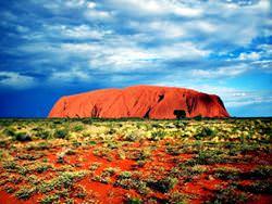 Uluru Rock, Australien