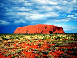 Uluru Rock, Australia
