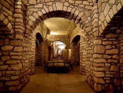 Подземный город Кариз, Иран