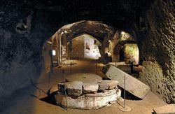 Подземный Орвието, Италия