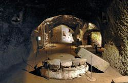 Underground Orvieto, Italy