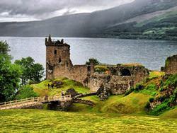 Замок Аркарт, Шотландия
