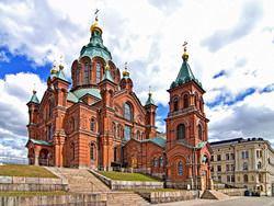 Uspenskin Cathedral, Finland