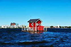Unterwasserhotel Utter Inn, Sweden