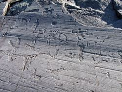 Valcamonica Rock Carvings, Italy