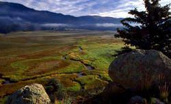 Valles Caldera, USA