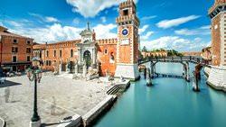 Венецианский арсенал, Италия