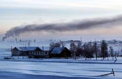 Werchojansk, Russland