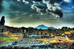 Вулкан Везувий, Италия
