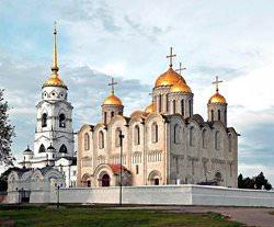 Белокаменные памятники Владимира и Суздаля, Россия