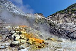 Volcano Campi Flegrei