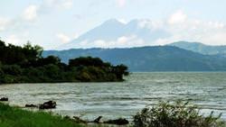 Ilopango Vulkan, Salvador