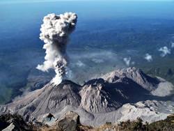 Santa Maria Vulkan
