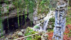 Воронцовская пещера, Россия