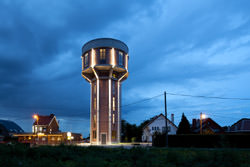 Water Tower Conversion, Belgium