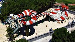 Serpentinenwasserpark, Vereinigte Staaten
