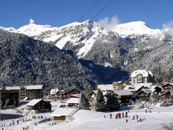 Wengen Resort, Switzerland