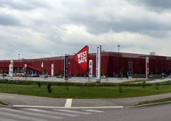 West Gate Center, Croatia