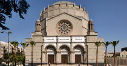 Храм на Вилшир Бульваре, США