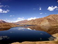Yashilkul See, Tadschikistan