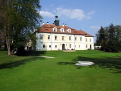 Zamek Berstejn, Austria
