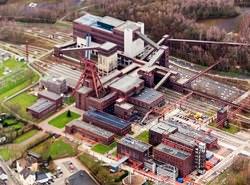 Угольная шахта Цольферайн
