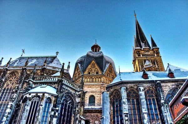 Aachener Dom, Deutschland