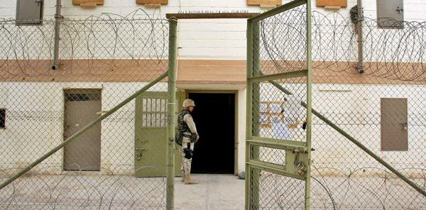 Тюрьма Абу Грейб, Ирак