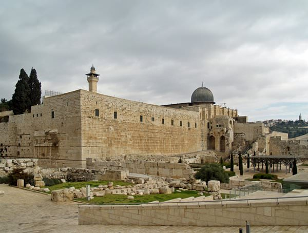 Al-Aqsa Mosque, Israel