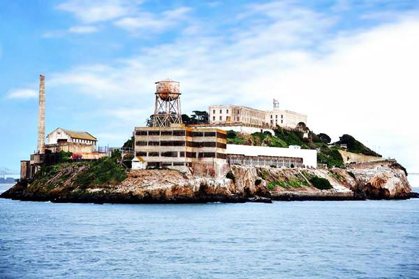 Alcatraz Museum, Vereinigte Staaten