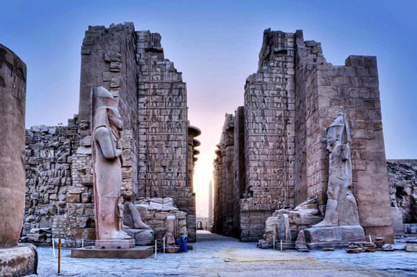 Theben Nekropole, Egypt