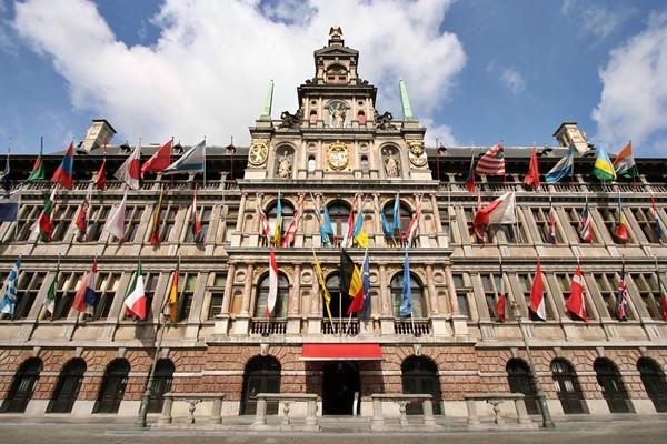 Ратуша Антверпена, Бельгия