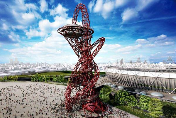 ArcelorMittal Orbit Tower, England