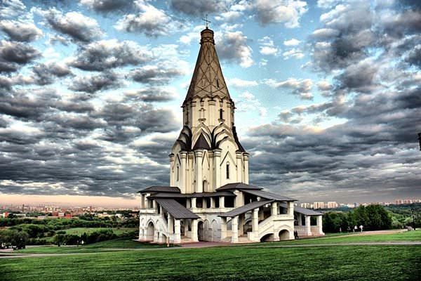 Ascension Church, Russia