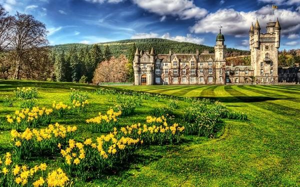 Замок Балморал, Шотландия