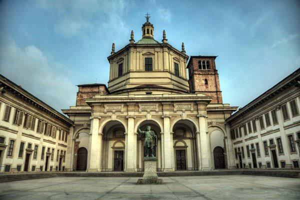 Базилика Сан Лоренцо, Италия