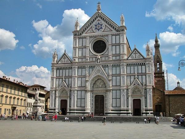 Basilica di Santa Croce, Italy
