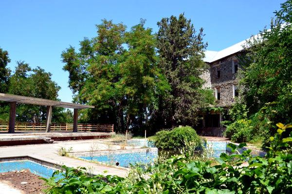 Berengaria Hotel, Zypern