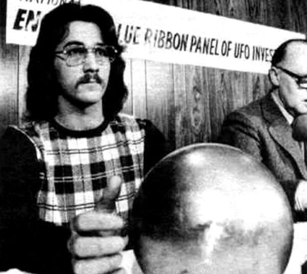 Betz Mystery Sphere, United States